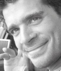 Portrait de  Jérôme MINAND <br/>Gérant du restaurant Maison Nani <br/>Avignon (84)